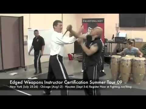 Paul Vunak's Edged Weapons Seminar Image 1