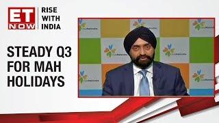 Mahindra Holidays' CEO, Kavinder Singh sums up Q3 performance