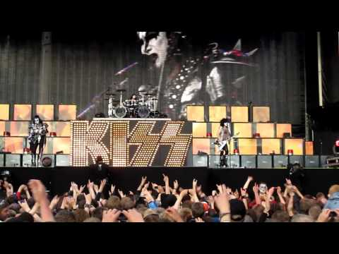 You Wanted the Best...KISS Crazy Crazy Nights Trondheim 8 juni 2010 HD