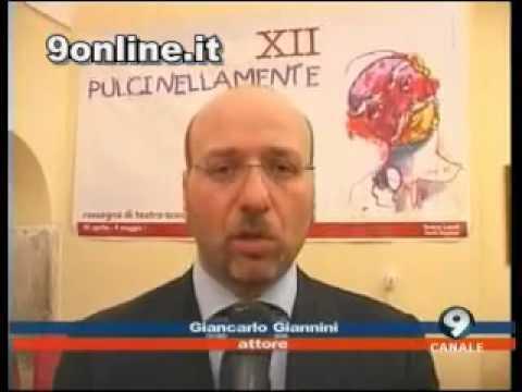 Pulcinellamente su Canale9