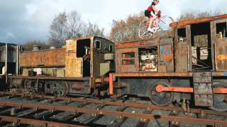 Danny MacAskill, Martyn Ashton and Chris Akrigg- Road Bike Party