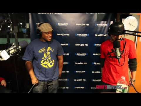 R-Mean Freestyles over the 5 Fingers of Death on #SwayInTheMorning