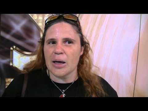 Lorna, la mediática fan de Susana, quiere entrar a #GH2016: su dura historia de vida