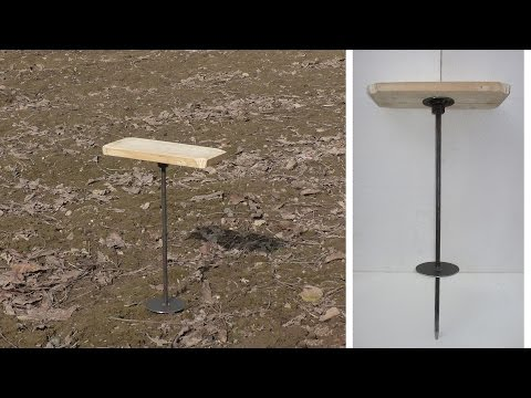 стул для охоты и рыбалки scorpio россия