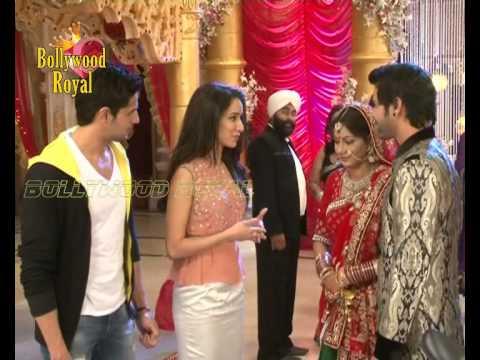 Shraddha Kapoor, Siddharth Malhotra On Set Of Tv Serial 'kumkum Bhagya'for Promotion Of 'ek Villain' video