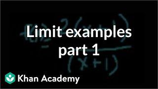 download lagu Limit Examples Part 1  Limits  Differential Calculus gratis