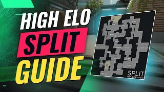 HIGH ELO SPLIT Guide: How To ATTACK And DEFEND Each Bombsite - Valorant