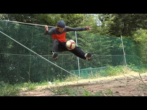 [動画]2013/07/31 Freestyle Football
