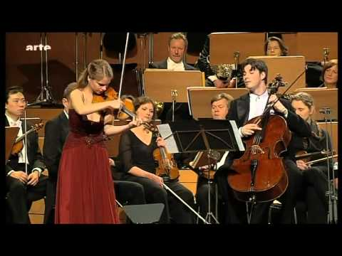 Passacaglia by Johan Halvorsen with Julia Fischer and Daniel Müller-Schott