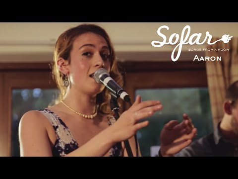Aaron - Wolf Like Me (TV On The Radio Cover)   Sofar London