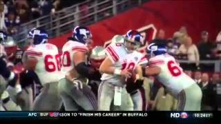 Greatest Play in NFL History - David Tyree's Super Bowl XLII Catch