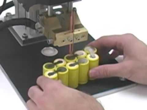 Battery Welding Considerations