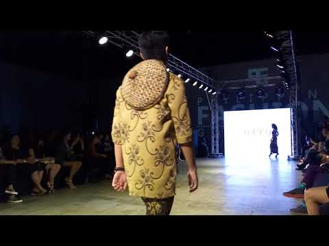 Philippine Fashion Gala 2018 - More Designs to Appreciate 2