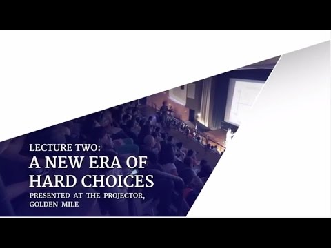 """""""A New Era of Hard Choices""""- The Post LKY Singapore Lectures #2"""