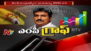 Vijayawada MP Kesineni Srinivas || Special Ground Report || MP Graph
