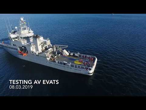 EVATS Sea Trial