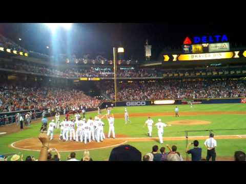 Alex Gonzalez Walk Off Home Run