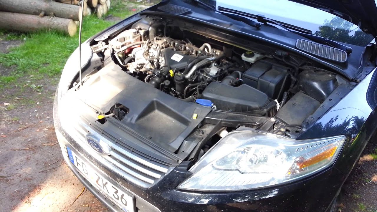 how to change glow plugs ford focus 1.8 tdci