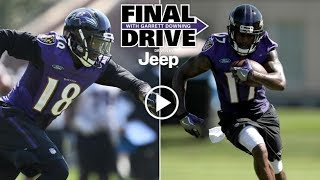 Ravens Wide Receivers Are Off to a Hot Start | Final Drive | Baltimore Ravens