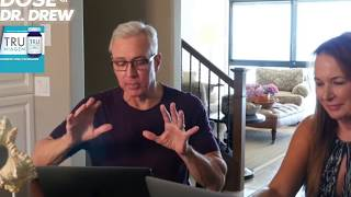 Does Wearing A Mask Help Prevent COVID-19? Dose Of Dr. Drew -- 6-14-20