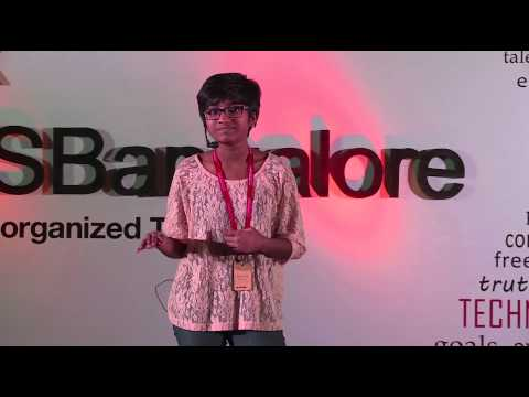 From Mumbai's Red Light District To The Usa: Shweta Katti At Tedxnmimsbangalore video