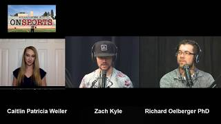 Richard Listens on Sports - Special Guest Zach Kyle, VP of Priority 1 Inc!