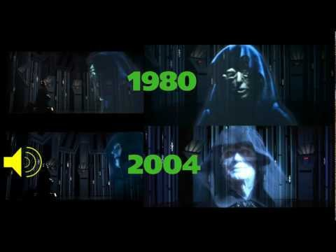Star Wars Changes - Part 2 - Episode V The Empire Strikes Back