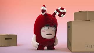 Oddbods Toys 💚❤️💙 Show #41 learn colors Kinder Kids💙💚 lernen Farben lustig  Cartoon Deutsch 2019