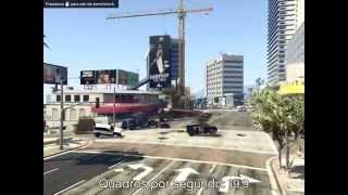 Grand Theft Auto 5 PC Benchmark - Phenom X4 9550, 9600GT, Old PC