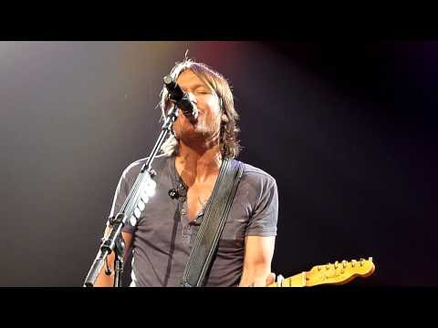 Keith Urban Fastest Girl in Town Miranda Lambert Cover Niagara Falls Aug 28/12