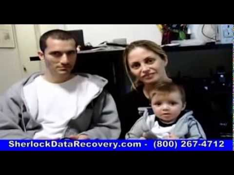 Priceless Family Pictures Restored by Sherlock Data Recovery