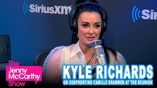 Kyle Richards on Camille at the RHOBH reunion