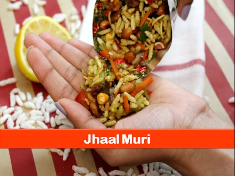 Jhaal muri recipe | Spicy puffed rice recipe | Bengali jhal muri recipe - by let's be foodie