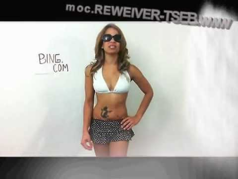 Bing - Sexy Girl In Hot Swimsuit Video Reviews Bing video