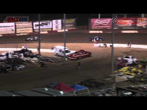 Perris Auto Speedway 5-18-13 :: Pick-A-Part Factory Stocks