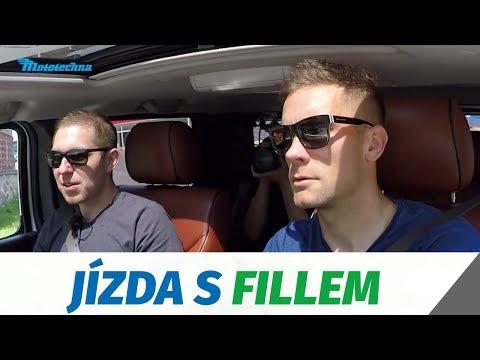 AAA Auto: Vyjížďka s Hráčem měsíce dubna Martinem Fillem