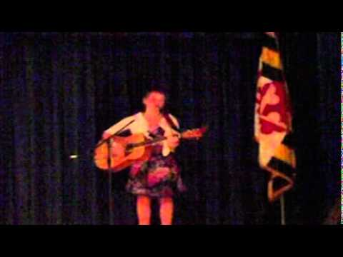 NORTH EAST HIGH SCHOOL TALENT SHOW KATIE O'BRIEN 1ST PLACE WINNER!!
