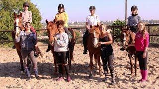 Nos mères montent à cheval 💪🏼