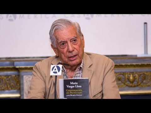 Conversación en Princeton, de Mario Vargas Llosa