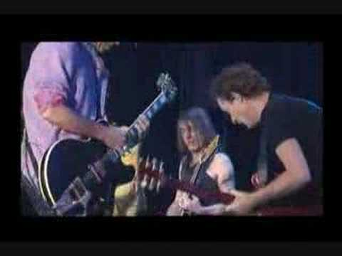 ACDC and Rolling Stones jam