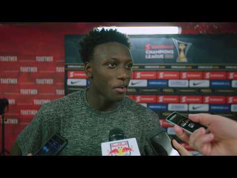 DERRICK ETIENNE JR: Antigua Post Game Reaction