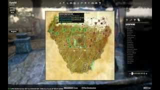 How to enter and exit Cyrodiil in ESO