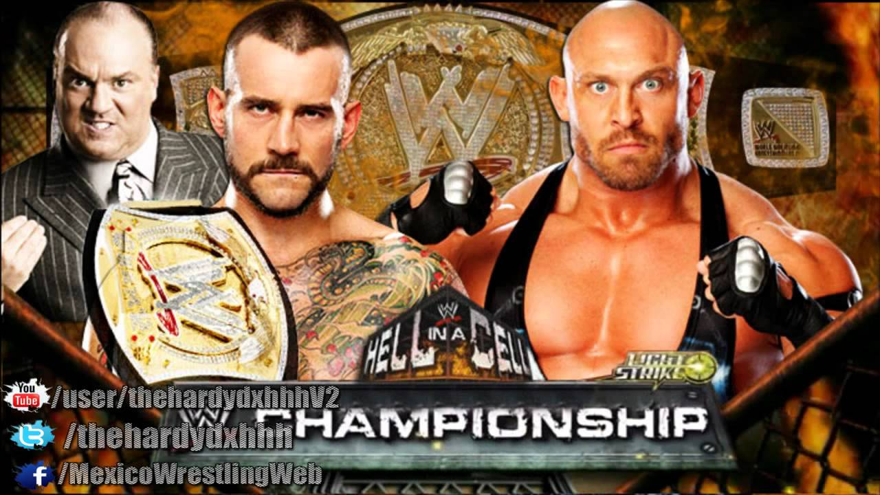 Match Wwe 2012 Wwe Hell in a Cell 2012 cm