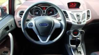 Тест-драйв Ford Fiesta