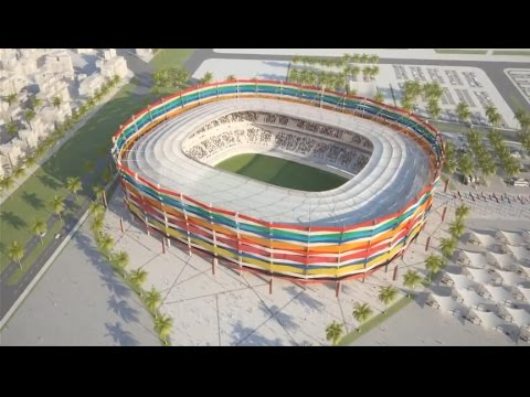 Презентация Катар-2022. Стадионы чемпионата