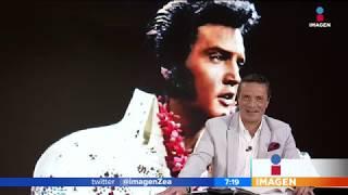 La misteriosa muerte de Elvis Presley | Noticias con Francisco Zea