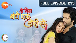 Do Dil Bandhe Ek Dori Se Episode 215 June 04 2014