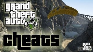 ★ GTA 5 - Cheat Codes! | GTA5 Talk Ep. 21