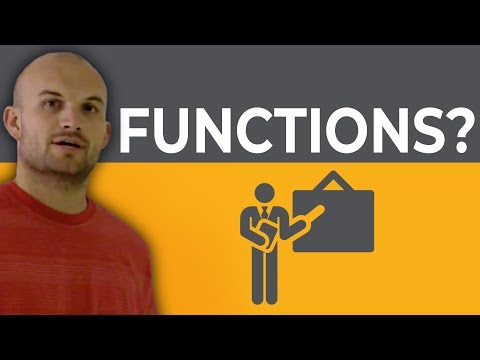 1.3 Overview of functions - Online Math - What are functions
