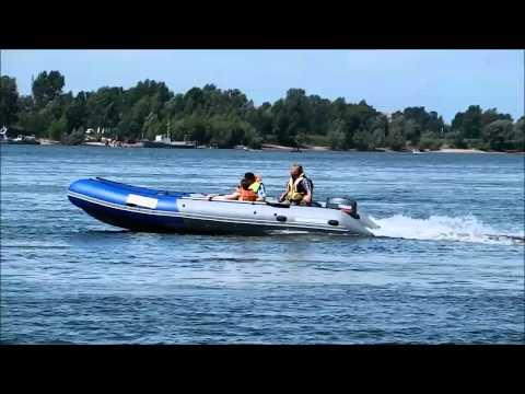 глиссер для надувных лодок